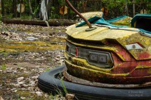 Lost Place Tschernobyl
