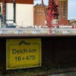 Industrieromantik in den Bremischen Häfen