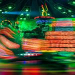 Ischa Freimaak – Lichter und Lichtspuren